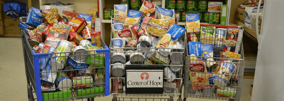 Hold a Food Drive